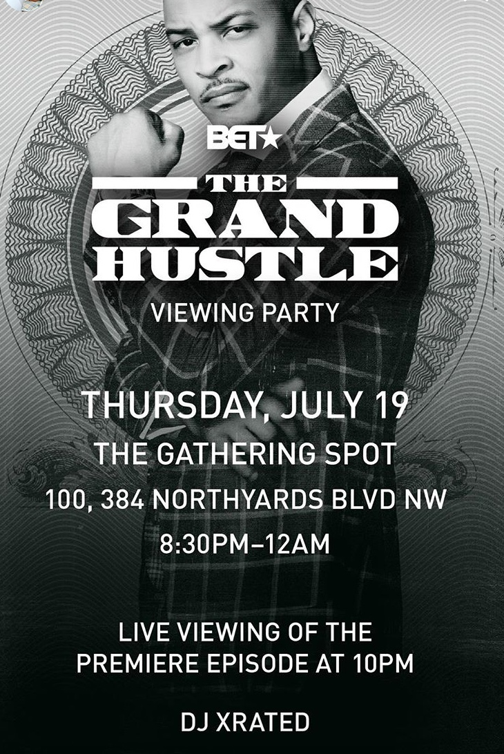 Grand Hustle Viewing Party