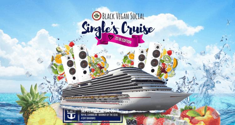 Black Vegan Social Single's Cruise