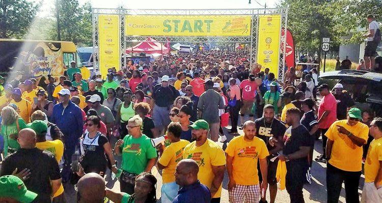 National African American Male Wellness 5K Walk/Run