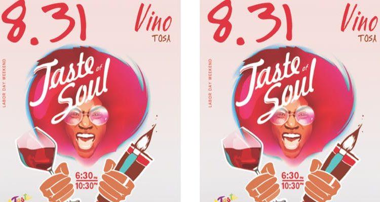 VinoTOSA Wine Tasting