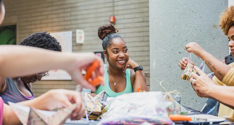 Bundled with Care: Hands-on Creative Workshop with Shinique Smith