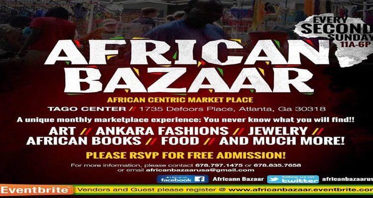 African Bazaar! African-Centric Market Place