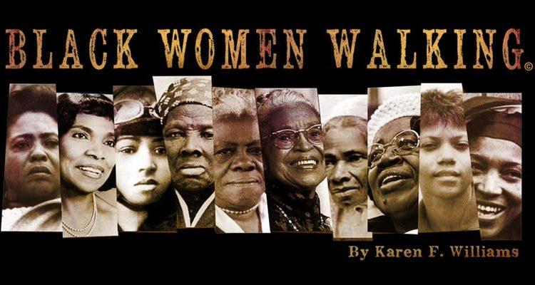 Black Women Walking