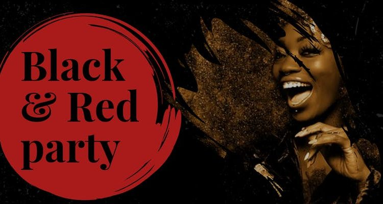 Red & Black Party