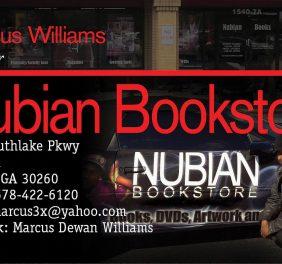 Nubian Bookstore