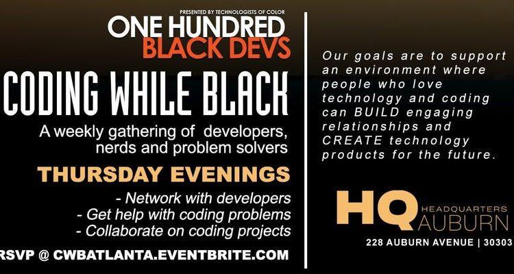 Coding While Black