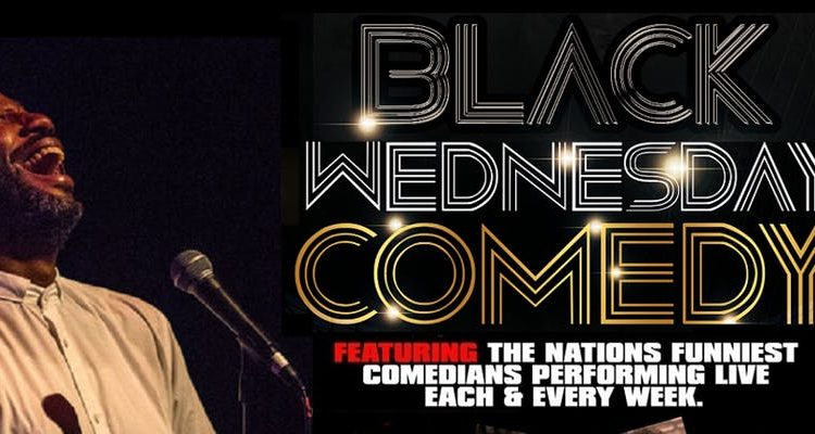 Black Wednesday Comedy in Buckhead
