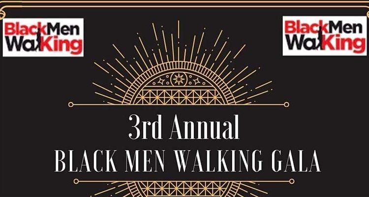 3rd Annual Black Men Walking Awards Gala
