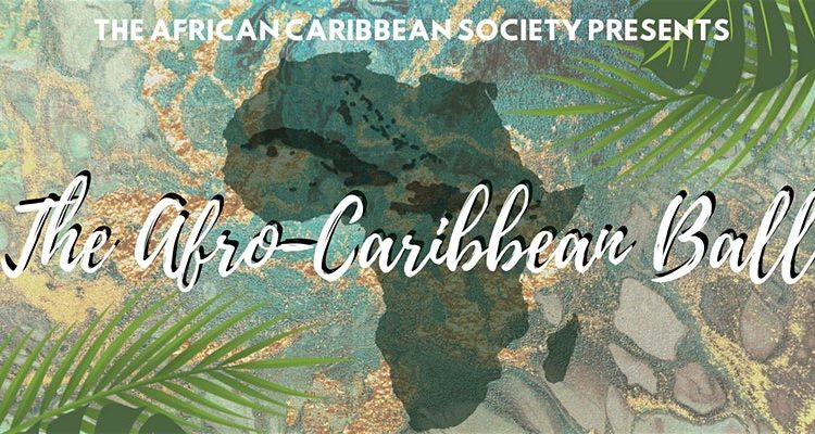 UNF's African Caribbean Society: The Afro-Caribbean Ball!